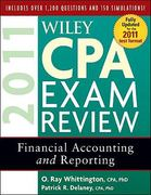 Wiley CPA Exam Review 2011, Financial Accounting and Reporting 8th edition 9780470554364 0470554363