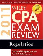 Wiley CPA Exam Review 2011, Regulation 8th edition 9780470554371 0470554371