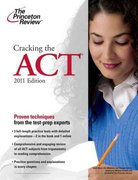 Cracking the ACT, 2011 Edition 0 9780375427985 0375427988