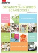 The Organzied and Inspired Scrapbooker 0 9781609000875 1609000870