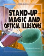 Stand-up Magic and Optical Illusions 1st edition 9781435894525 1435894529