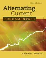 Alternating Current Fundamentals 8th edition 9781111125271 1111125279