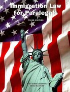 Immigration Law for Paralegals 3rd edition 9781594608179 1594608172