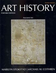Art History, Portable Editions Books 1,2 4th edition 9780205004690 0205004695
