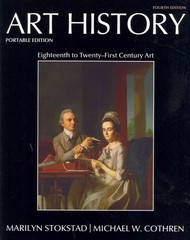 Art History, Portable Editions Books 4,6 4th edition 9780205004744 0205004741