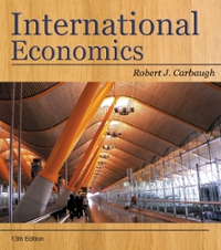 International Economics 13th edition 9781439038949 1439038945