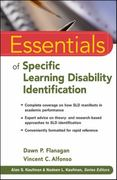 Essentials of Specific Learning Disability Identification 1st Edition 9780470587607 0470587601