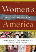Women's America, Volume 1 7th edition 9780195388336 019538833X