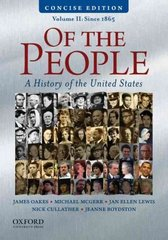 Of the People 1st edition 9780195390742 0195390741