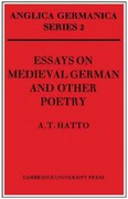 Essays on Medieval German and Other Poetry 1st edition 9780521158558 0521158559