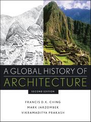 A Global History of Architecture 2nd Edition 9780470402573 0470402571