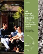 The Marriage and Family Experience 11th edition 9780840032485 084003248X