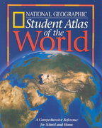 National Geographic Student Atlas of the World 0 9780792272212 0792272218