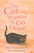 The Cat Who Wanted to Go Home 0 9781405210805 140521080X