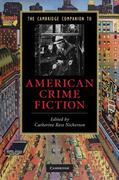 The Cambridge Companion to American Crime Fiction 1st Edition 9780521136068 0521136067