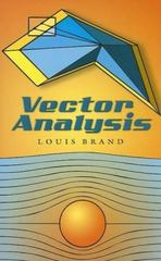 Vector Analysis 1st Edition 9780486450308 0486450309