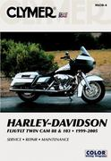 Harley-Davidson FLH/FLT Twin CAM 88 and 103, 1999-2005 4th edition 9781599690162 1599690160