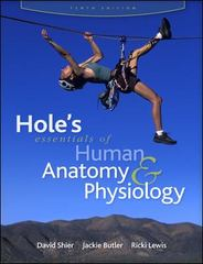 Holes Essentials of Human A&p 10th Edition 9780072965636 0072965630