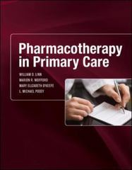 Pharmacotherapy in Primary Care 1st edition 9780071456128 0071456120