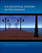A Conceptual History of Psychology 1st edition 9780072858624 0072858621