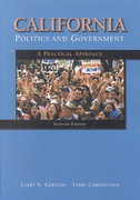 California Politics and Government 7th edition 9780534617400 0534617409