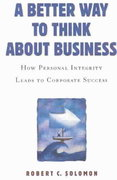 A Better Way to Think About Business 1st Edition 9780195167337 0195167333