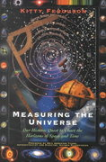 Measuring the Universe 0 9780802775924 0802775926