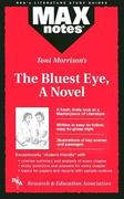 Bluest Eye, The,  A Novel (MAXNotes Literature Guides) 1st Edition 9780738672380 0738672386