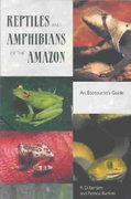 Reptiles and Amphibians of the Amazon 0 9780813026237 0813026237