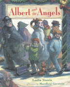 Albert and the Angels 0 9780374301927 0374301921