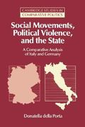 Social Movements, Political Violence, and the State 1st edition 9780521029797 0521029791