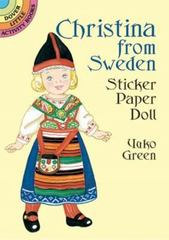 Christina from Sweden Sticker Paper Doll 0 9780486430157 0486430154