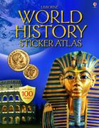 World History Sticker Atlas 0 9780794512446 0794512445