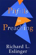 Pitfalls in Preaching 1st Edition 9780802808202 0802808204