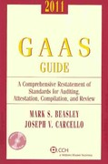 Gaas Guide 2011 2011th edition 9780808024071 0808024078