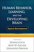 Human Behavior, Learning, and the Developing Brain 1st edition 9781606239681 1606239686