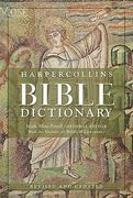 Harpercollins Bible Dictionary 3rd Edition 9780061469060 0061469068