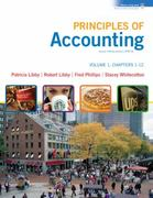 Loose-leaf Principles of Accounting Volume 1 Ch 1-12 with Annual Report 1st edition 9780077370435 0077370430