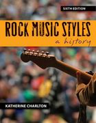 Rock Music Styles with Rhapsody Discount Card 6th edition 9780077427931 0077427939