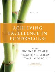 Achieving Excellence in Fundraising 3rd Edition 9780470551738 0470551739
