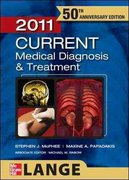CURRENT Medical Diagnosis and Treatment 2011 50th edition 9780071700559 0071700552