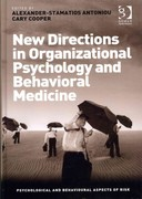 New Directions in Organizational Psychology and Behavioral Medicine 1st Edition 9781317088516 1317088514