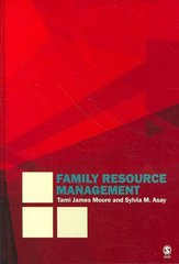 Family Resource Management 1st edition 9781412937504 1412937507