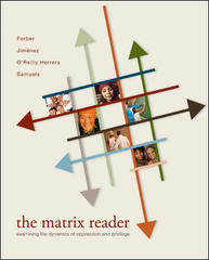 The Matrix Reader 1st edition 9780073404110 007340411X