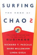 Surfing the Edge of Chaos 1st edition 9780812933161 0812933168