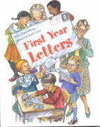 First Year Letters 0 9781580890847 1580890849