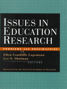 Issues in Education Research 1st edition 9780787948108 0787948101