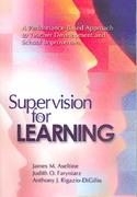 Supervision for Learning 0 9781416603276 1416603271