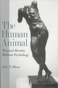 The Human Animal 1st Edition 9780195134230 0195134230