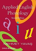 Applied English Phonology 2nd Edition 9781444333220 1444333224